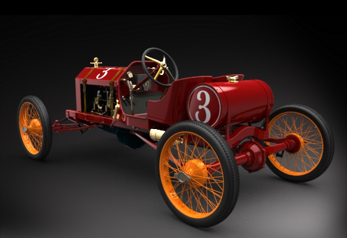 Ford Hot Wheels  Model T Two Car
